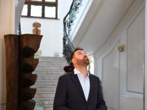 Muzeul Nică Petre. Interior.